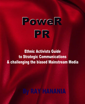 New book on PR helps Minorities and Ethnics overcome media bias