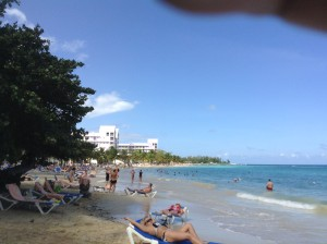 Riu Ocho Rios beachfront