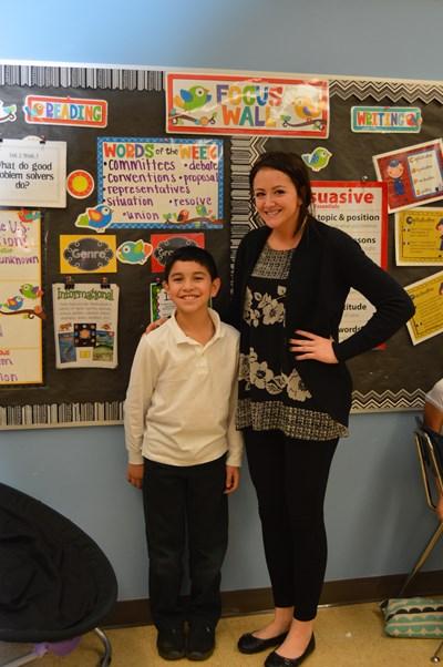 Burbank 5th Grader raises money for needy