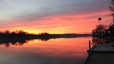 Beautiful Candlewick Lake taken at sunrise