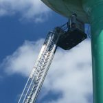 Orland Park Water Tower rescue