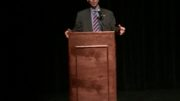 U.S. Congressman Dan Lipinski was the guest speaker to commemorate the sacrifices of veterans at a ceremony hosted Nov. 3, 2016 at Carl Sandburg High school in Orland Park. Photo courtesy of Ray Hanania
